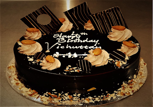 Online Cake Delivery In Thrissur
